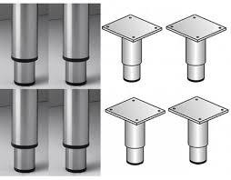 pied de meuble de cuisine pied pour meuble de cuisine maison design bahbe com