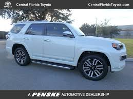 2019 New Toyota 4Runner Limited 4WD At Central Florida Toyota ... Tampa Rv Rental Florida Rentals Free Unlimited Miles And Commercial Truck Leasing Paclease We Are Off To Orlando Iaitam Uhaul Reviews New Used Toyota Car Dealer Serving Kissimmee Winter 5th Wheel Fifth Hitch Penske Exhibit At Ifda Cferencesponsor Driving Home Cts Towing Transport Fl Clearwater Q Mccray On Twitter Usfws Agents Raid Theoutpost Antique Shop
