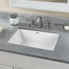 Eljer Undermount Bathroom Sinks by Bathroom Glacier Bay Rectangular Undermount Bathroom Sink In Realie