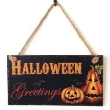 American Flag Pumpkin Pattern by Black Halloween Pumpkin Pattern Door Decor Wooden Hanging Sign