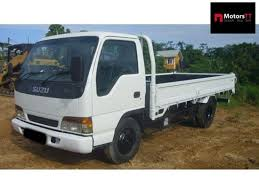 Isuzu 3 Ton Truck ~ | Manual Petrol White For Sale In Trinidad And ...