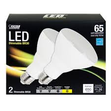 120v 10 5w dimmable led br30 light bulb 2 pack br30 dm ledg3 2