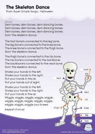Poems About Halloween For Kindergarten by Use This Song To Bring Up Discussion About Things That We See