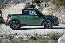 100 Concept Trucks 2014 MINI Paceman Adventure Is A Tiny Pickup Youll Want To Buy