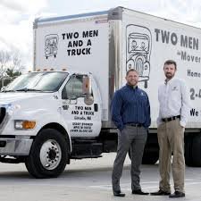 100 Two Men And A Truck Locations Men Take Over Local And A Franchise