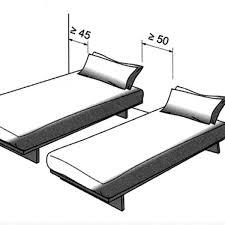 chambre ou plan chambre où mettre le lit dans la chambre côté maison