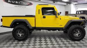 100 Jeep Wrangler Truck Conversion Kit 1999 53L Brute Yellow