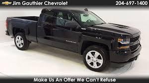 100 New Chevrolet Trucks Jim Gauthier In Winnipeg Silverado 1500 LD