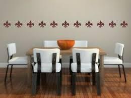 wandtattoo lilien lilie bordüre borde wohnzimmer flur ebay