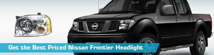 nissan frontier headlight headlights crash dorman anzo