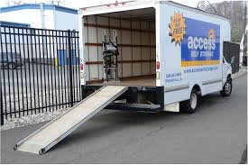 Free Truck Use & Moving Guide | Access Self Storage In NJ & NY