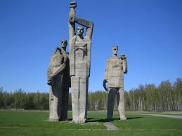 100 Where Is Latvia Located CCCP The Salaspils Memorial Ensemble Located Near Riga Nowadays