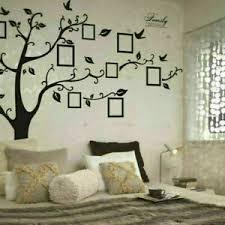 wandtattoo sticker wohnzimmer baum ast wandsticker natur