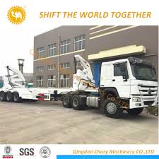 China 20FT 40FT Container Handler Box Loader Side Lifter Side ...
