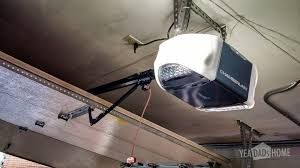 Tips for Replacing A Garage Door Opener
