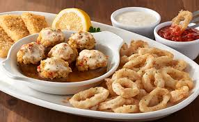 Create A Sampler Italiano Lunch & Dinner Menu