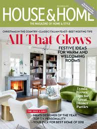 100 House And Home Magazines December 2018 Download Free PDF