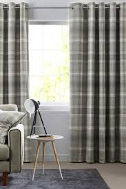 Checkered Flag Curtains Uk by Red Woven Check Eyelet Curtains Home Pinterest Tartan