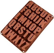 bestonzon 26 großbuchstaben englisch buchstaben silikonform