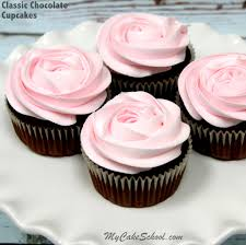 Delicious Classic Chocolate Cupcakes From Scratch So moist and wonderful chocolate flavor My Cake