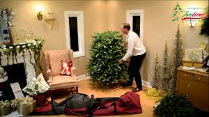 Ge Pre Lit Christmas Trees 9ft by How To Store Your Artificial Christmas Tree In Less Than 5 Minutes