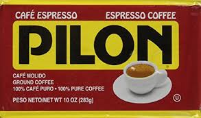Pilon Espresso 100 Arabica Coffee 10 Ounce Bricks Pack Of 4 Amazon Grocery Gourmet Food