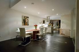 blick vom erker in esszimmer küche aaw architektenbüro