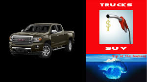 Most Fuel Efficient SUVs And Trucks 2015 (With Price Tags) - YouTube