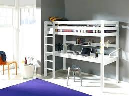 chambre avec lit mezzanine 2 places lit mezzanine en bois 1 place fabriquer lit mezzanine on