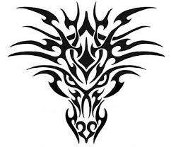 Tattooshunt Images 78 Tribal Tattoo Design For Chest