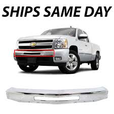 07 Silverado Front Bumper   EBay 2014 Leveling Kits 2015 2016 2017 2018 Silverado 5 Affordable Ways To Protect Your Truck Bed And More Sema Chevrolet Show Lineup The Fast Lane 2013 Chevy Accsories Bozbuz Easy How To Replace Install A New Charger Lighter For 2007 Lifted Truck Trucks Pinterest Chevy Accsories Near Me Gmc Sierra Parts Austin Tx 4 Wheel Youtube Best Upgrades Light Mounts Brackets Lighting Rough Country Ford F250 Suspension Lift 6 Suspension