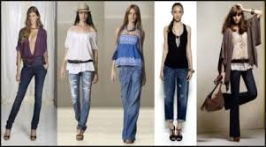 Denim Jeans In All Styles