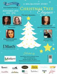 Christmas Tree Elegance HolidayFest Tennessee