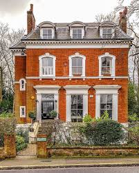 100 Houses F A Beautiful Brick House In Sydenham London Click Through For More