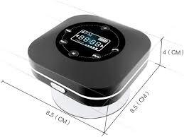 tragbar bluetooth lautsprecher radio wecker badezimmer