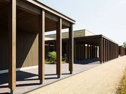 100 Architects Stirling Bushey Cemetery Shortlisted For Prestigious Architecture
