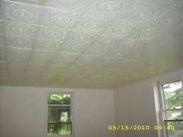 2x2 Ceiling Tiles Cheap ceiling design awesome faux tin ceiling tiles in black and white