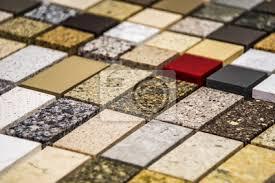 küche granit arbeitsplatten farbmuster aufgereiht granit arbeitsplatten bilder myloview