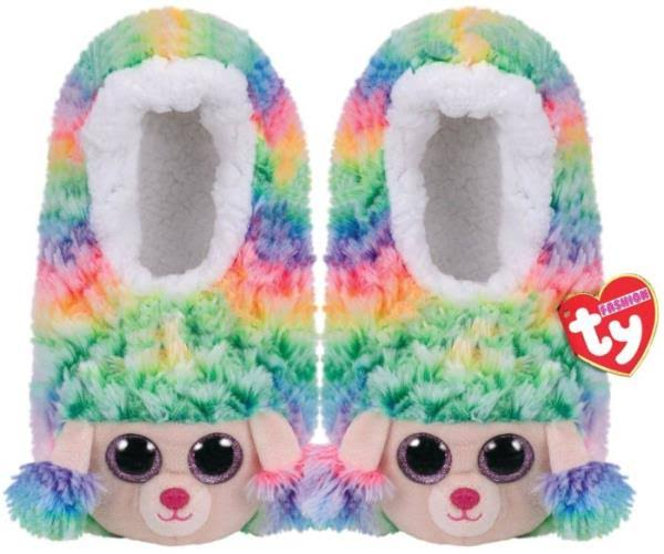 Ty Rainbow - Slipper Socks Medium