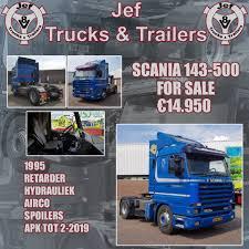 100 Truck Retarder FOR SALE Scania 143500 1995 Accessoiresnl