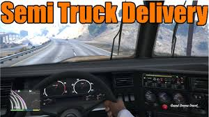 GTA 5 | Xbox One/PS4 First Person Trucking! Semi Truck Delivery ... Euro Truck Simulator 2 Xbox 360 Controller Youtube Video Game Party Bus For Birthdays And Events American System Requirements Semi Games Online Free Apps And Shware Best Farming 2013 Mods Peterbilt Dump Challenge App Ranking Store Data Annie Heavy Android On Google Play 3d Parking 2017