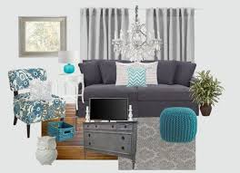 gray and turquoise living rooms google search gray rooms
