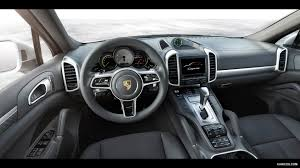 2015 Porsche Cayenne Interior