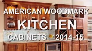 AMERICAN WOODMARK Kitchen Cabinet Catalog 2014 15 at HOME DEPOT