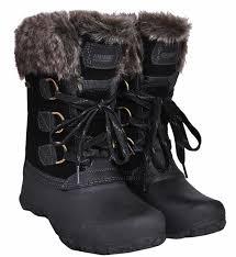 amazon com khombu women u0027s the slope winter snow boots snow boots