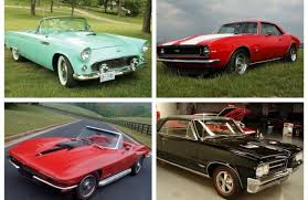 Which Decade Had The Best Classic Cars 50s Or 60s