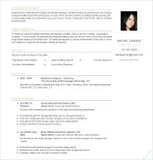 2017 Resume Samples Example Sample For Format Best Of Style That Will
