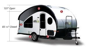 100 Modern Design Travel Trailers Alto Lightweight Safari Condo