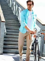 Men Summer Fashion Style