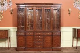 bookcases with lights mahogany china cabinet cherry china cabinet